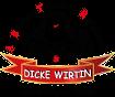 Dicke Wirtin Logo